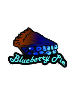 Blueberry pie V 2.0