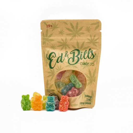 Ed 'n Bills Candy Edibles Gummy Bears