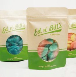 Ed n Bills Gummy Edible Candy Bags
