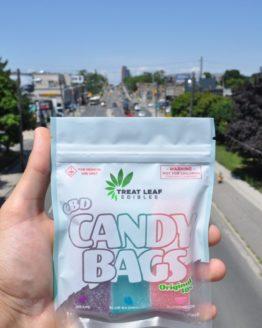 Treat Leaf Edibles CBD Candy Bags 40mg 9 Pack Gummy 2