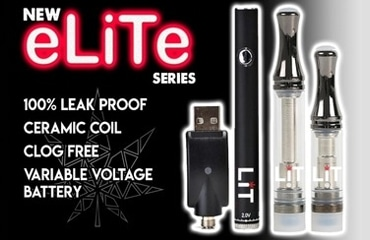 LiT Vape Pen Kit ELiTe Series