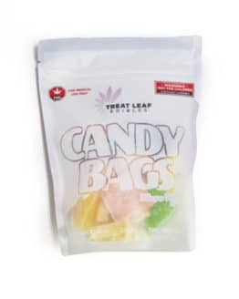 Treat Leaf Edibles Candy Bags Micro Dose 5mg 36 Pack Gummy