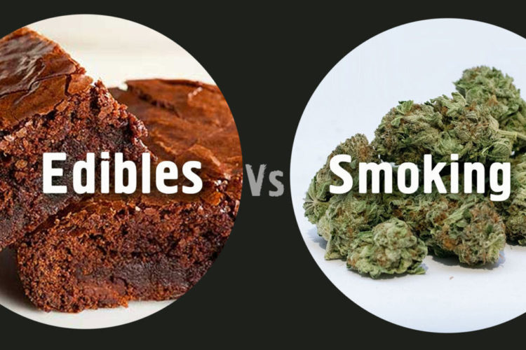 Do Edibles Give You a Different High than Smoking Cannabis