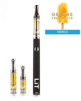 Orange Creamsicle THC Vape Pen