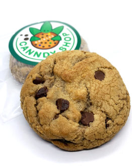 Canndy Shop Edibles THC Chocolate Chip Cookie Package