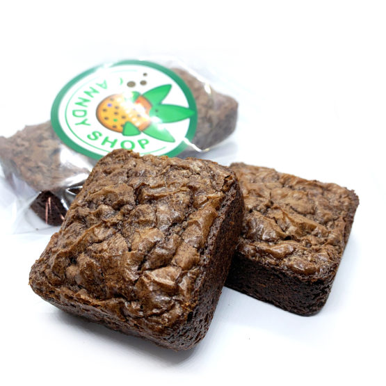 Canndy Shop Edibles THC Milk Chocolate Brownies Main