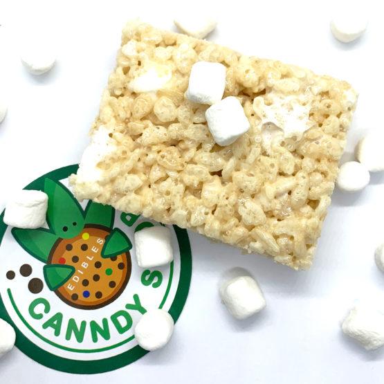 Canndy Shop Edibles THC Rice Krispie Squares Creative
