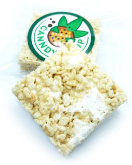 Canndy Shop Edibles THC Rice Krispie Squares Main