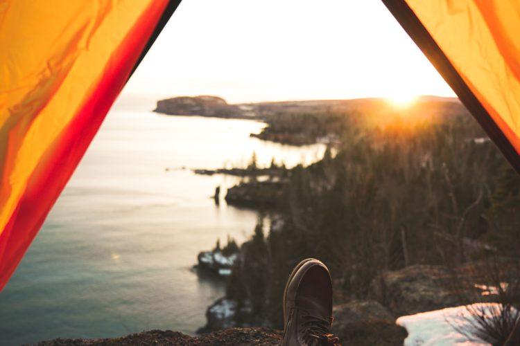 Cannabis Camping 1