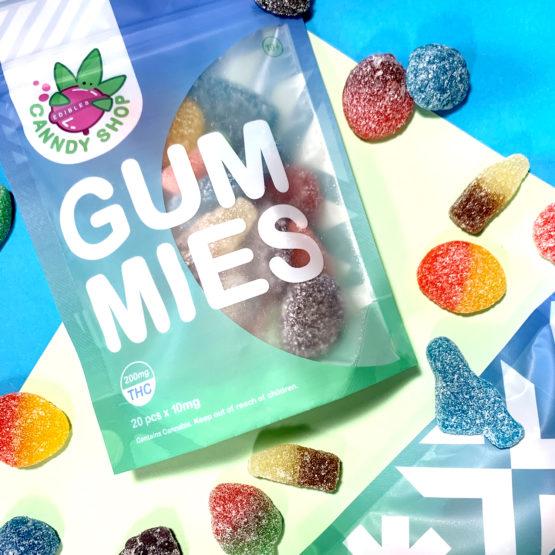 Canndy Shop Edibles THC Gummy Candy 2