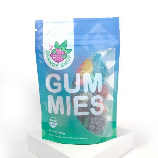 Canndy Shop Edibles THC Gummy Candy