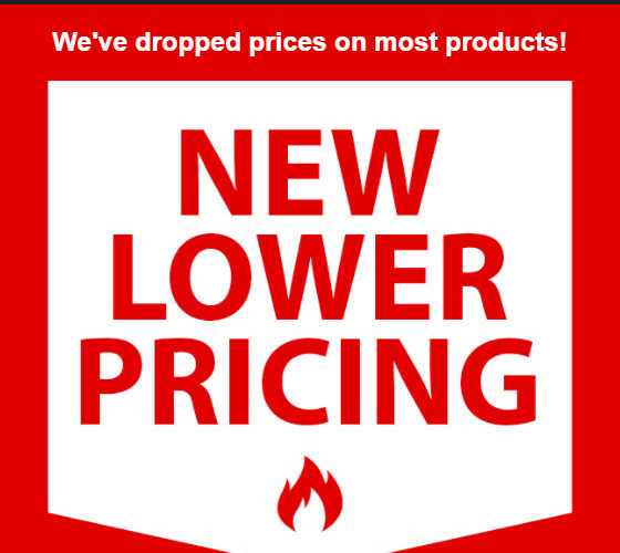 LiT New Lower Pricing